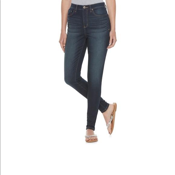 309baa265c35f MUDD Super High-Rise Jean Legging